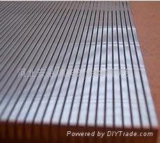 不锈钢梯形丝条缝筛板滤网 3
