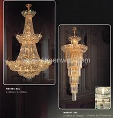 Crystal chandelier,lighting,Ceiling Lamp, crystal lamp