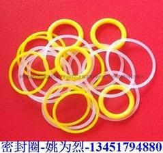 SIL硅胶密封圈VMQ食品级耐腐蚀