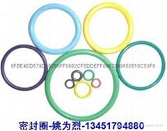 FVMQ氟硅橡胶密封圈ERIKS-FDA