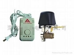 家用鋼瓶煤氣洩漏報警器