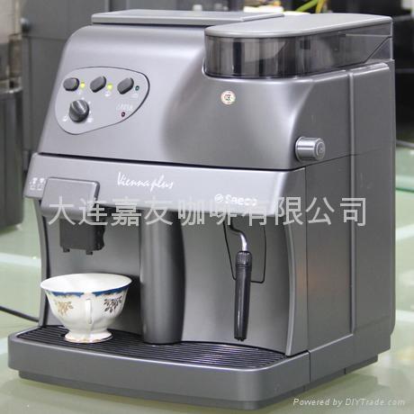 意大利全自动咖啡机 1