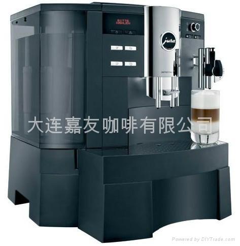瑞士全自动咖啡机 1