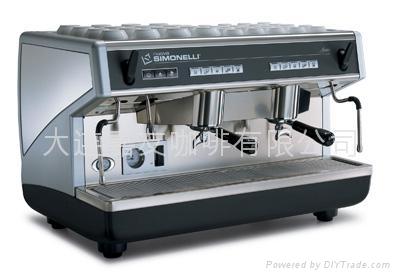 大连专业半自动咖啡机 1