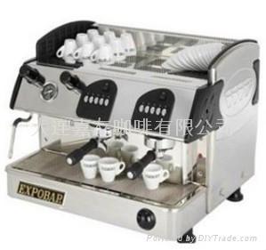 西班牙半自动咖啡机 1