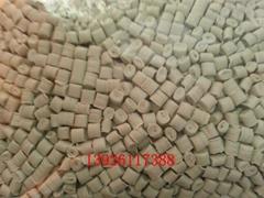 中空奶白HDPE颗粒