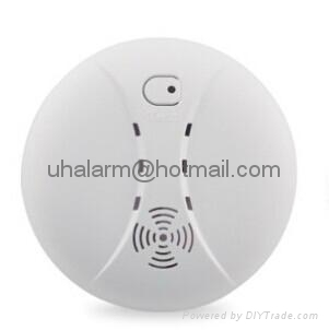 UH Optical smoke detector alarm with high safety 2