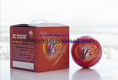 UH AFO dry powder fire extinguishing ball