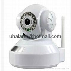 Wi-Fi HD 720p Wireless Ip Camera With Sd Card