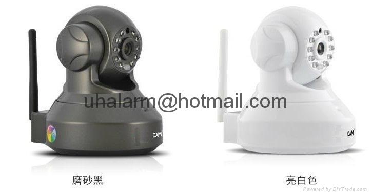 热销720P网络机器人无线摄像头 2