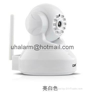 热销720P网络机器人无线摄像头 3