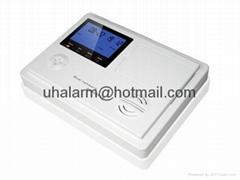 Dual Network Burglar Alarm System