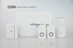 Smart Home Burglar Alarm