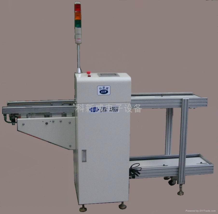 SMT上板机自动收板机 1
