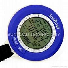 Fishing Barometer SR204