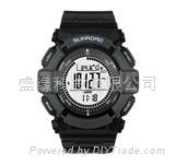 sunroad運動手錶計步手錶 1