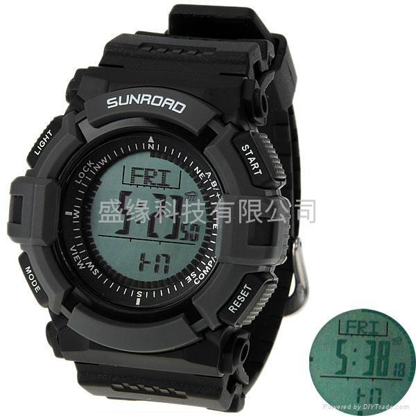 sunroad運動手錶計步手錶 2