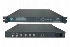 四路QAM调制器(DVB4000T)