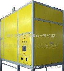 Plastic cleaning equipment