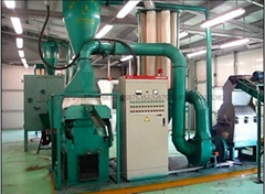 waste copper wire recycling equipment