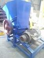 Plastic crusher maintenance 2