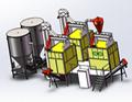 废家电回收处理设备