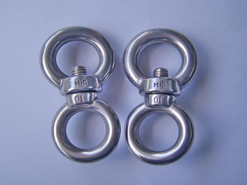 不鏽鋼弔環螺絲 1