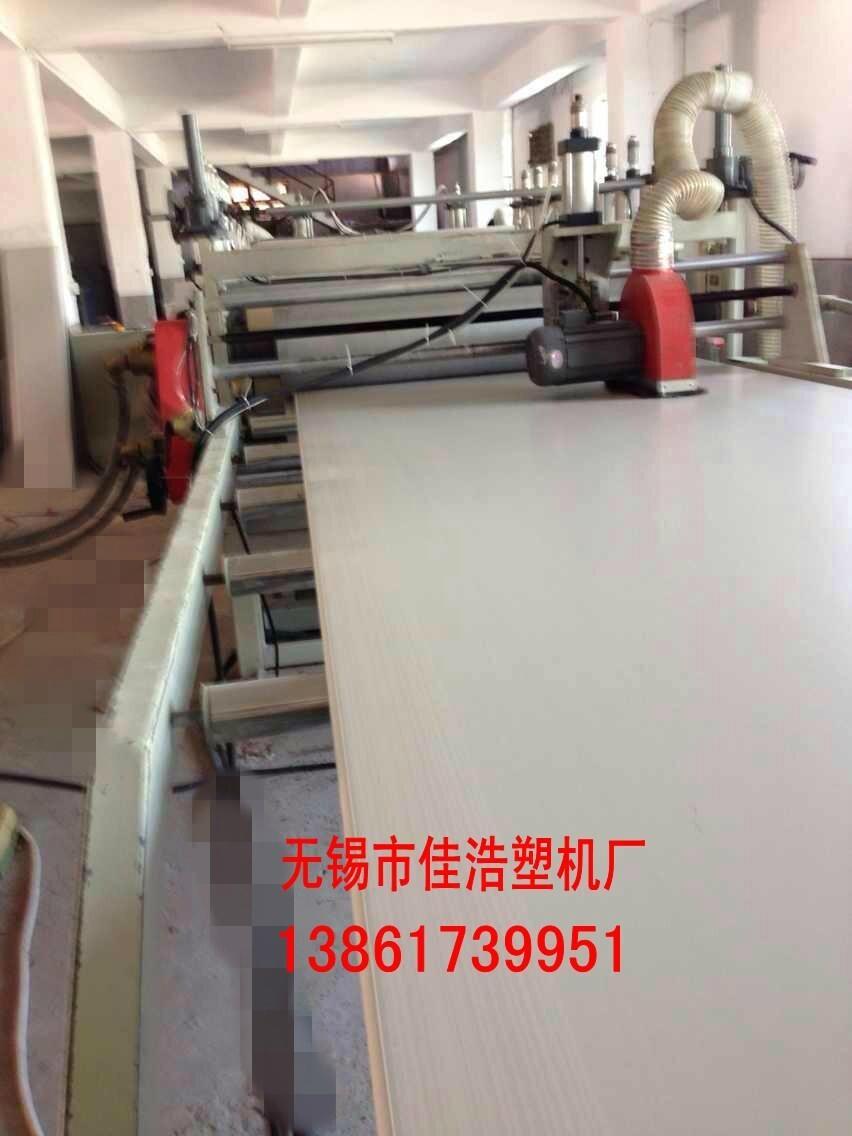 仿塑料地板机械 4