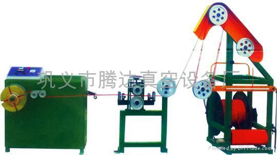 GCJ100/630型高速電線成圈機td 1