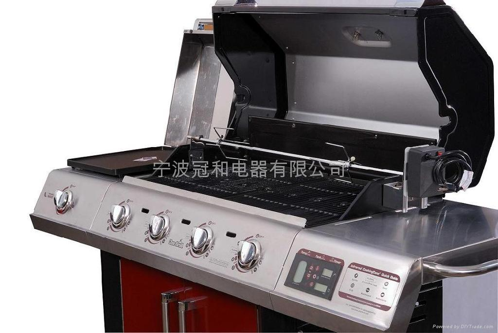coolabah 6 burner bbq instructions