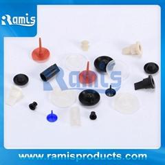 silicone umbrella duckbill check valve