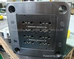 Plastic injection mould manufacturing