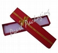Paperboard Necklace Box