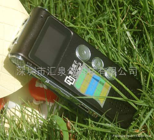清華紫光正品錄音筆 鋰電 2G 2