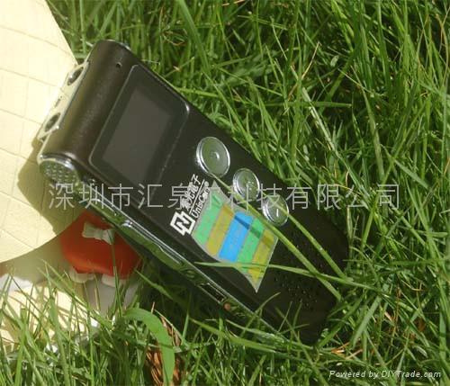 清華紫光正品錄音筆 鋰電 2G 4