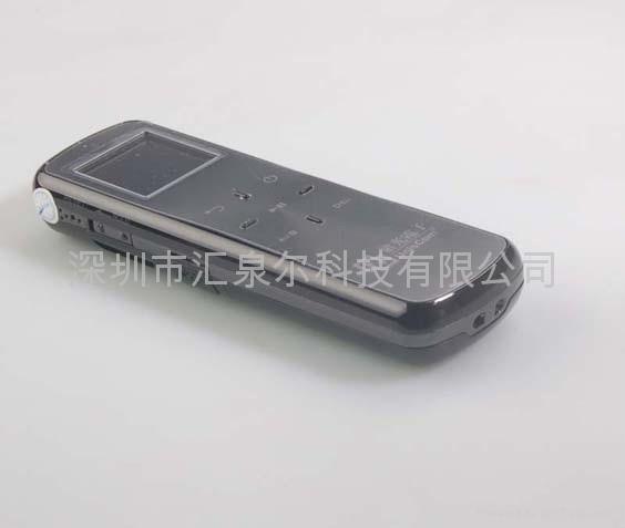 乾電池錄音筆 2G FM 紫光正品錄音筆 4