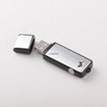 清华紫光录音笔8G微型USB锂