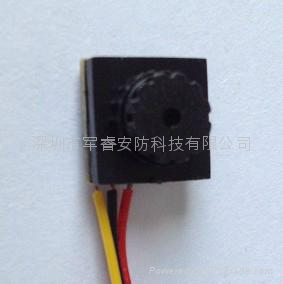 600TVL高清彩色CMOS摄像头模组 4
