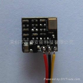 600TVL高清彩色CMOS摄像头模组 5