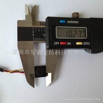600TVL高清彩色CMOS摄像头模组 1