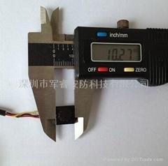 600TVL高清彩色CMOS攝像頭模組