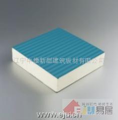 瀋陽聚氨酯夾芯復合板