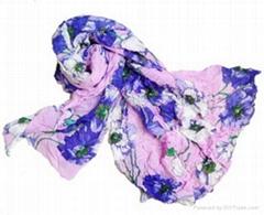 Fashion chiffon scarf 090610