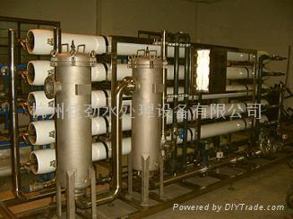 纯水设备 反渗透纯水机 RO纯水机设备 1