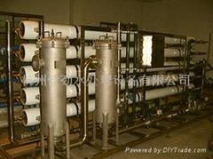 纯水设备 反渗透纯水机 RO纯水机设备