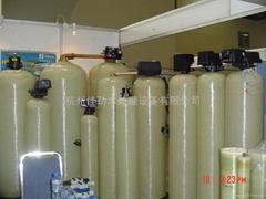 全自动软化水设备 钠离子交换器