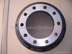 Europe Truck Parts---BPW brake drum wheel hub