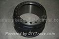 FUWA Brake drum wheel hub