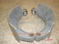 Truck brake Systems--brake shoes BENZ BPW MAN