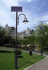太陽能庭院燈-TYSL04